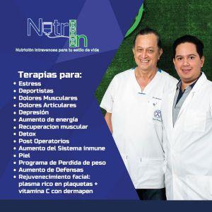 NUTRÍN - 15% EN TERAPIAS