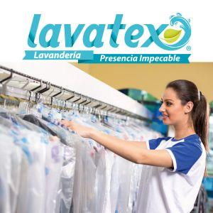 LAVATEX - 15% EN LAVADO DE PRENDAS, TAPETES, CORTINAS Y MUEBLES