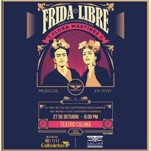 Frida Libre - 15% En Boletería