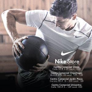 Nike Store - 15% En Productos de Línea