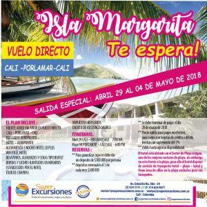 Isla Margarita Te Espera!