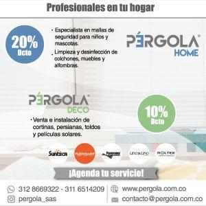 PÉRGOLA - 10%
